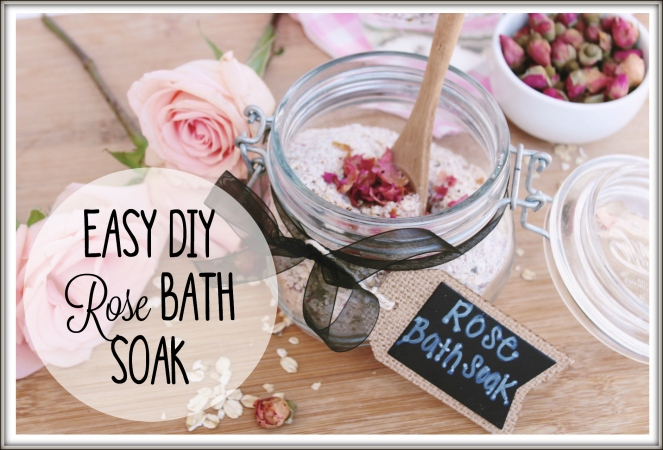 Rose Bath Soak Pic